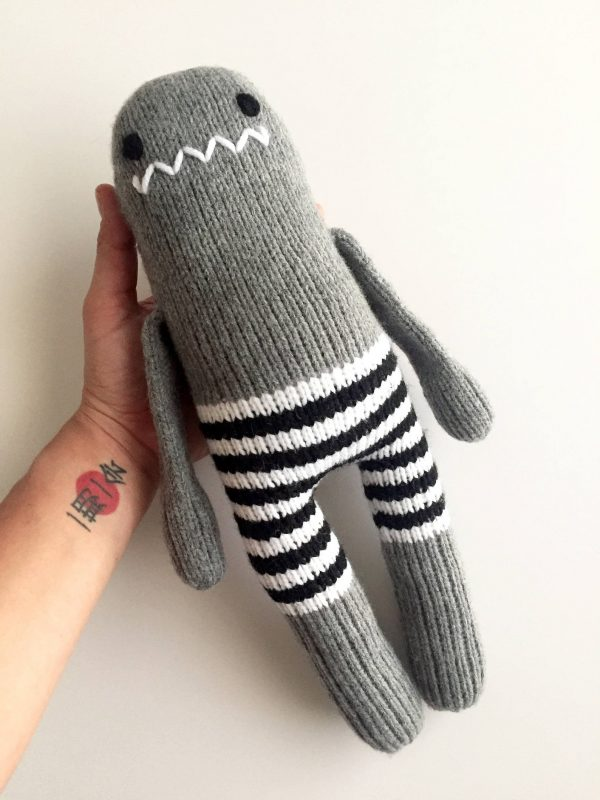 made by Adrian Rae • Gray Pants Monster