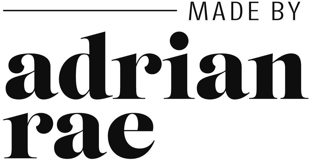 made by Adrian Rae logo